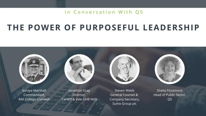 The Power of Purposeful Leadership
