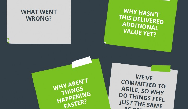 From Theory to Reality – Releasing the Benefits of Agile
